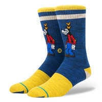 Image of Goofy Socks for Adults by Stance # 1