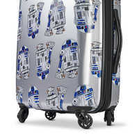Image of R2-D2 Rolling Luggage by American Tourister - Star Wars - Small # 3