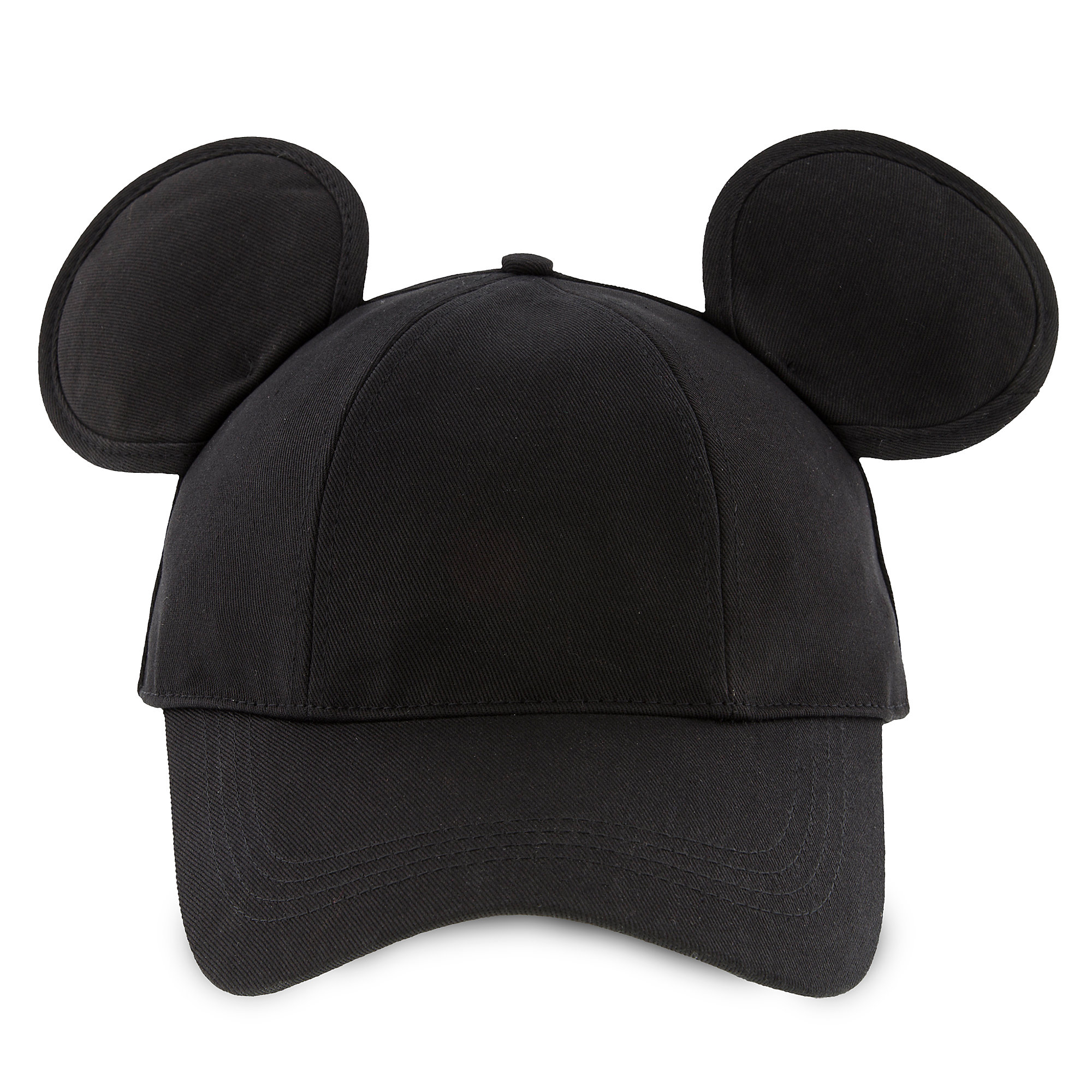 f796dbf4d635e Mickey Mouse Ears Baseball Cap for Adults