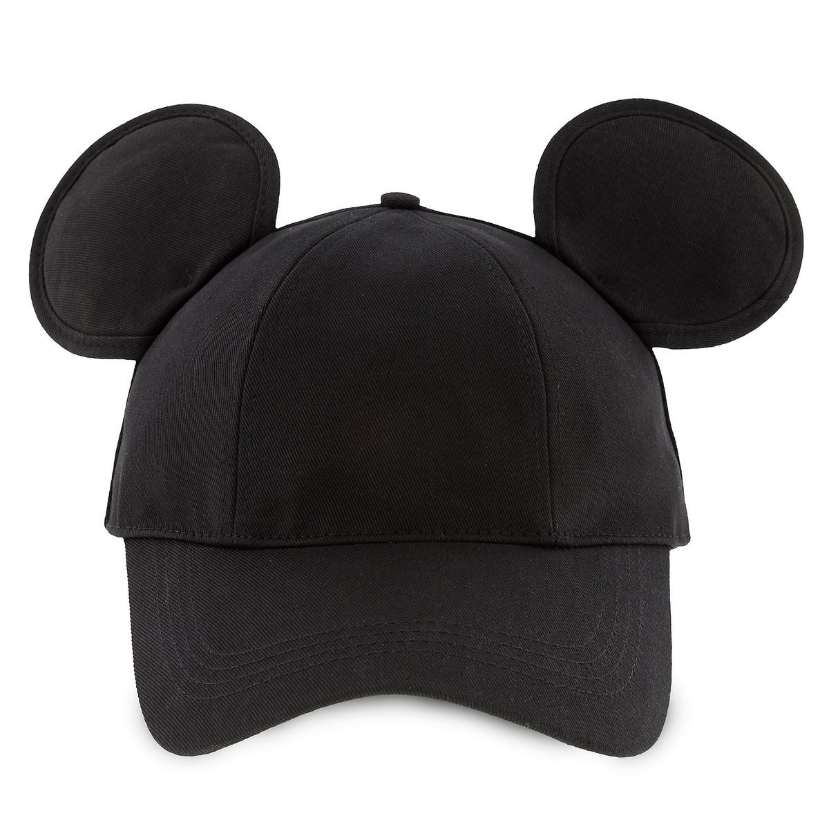 f70dd748191 Product Image of Mickey Mouse Ears Baseball Cap for Adults   1