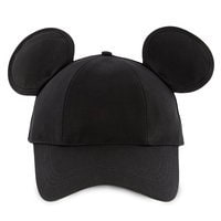 Image of Mickey Mouse Ears Baseball Cap for Adults # 1