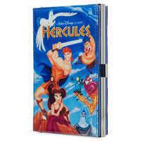 Image of Hercules ''VHS Case'' Clutch Bag - Oh My Disney # 1