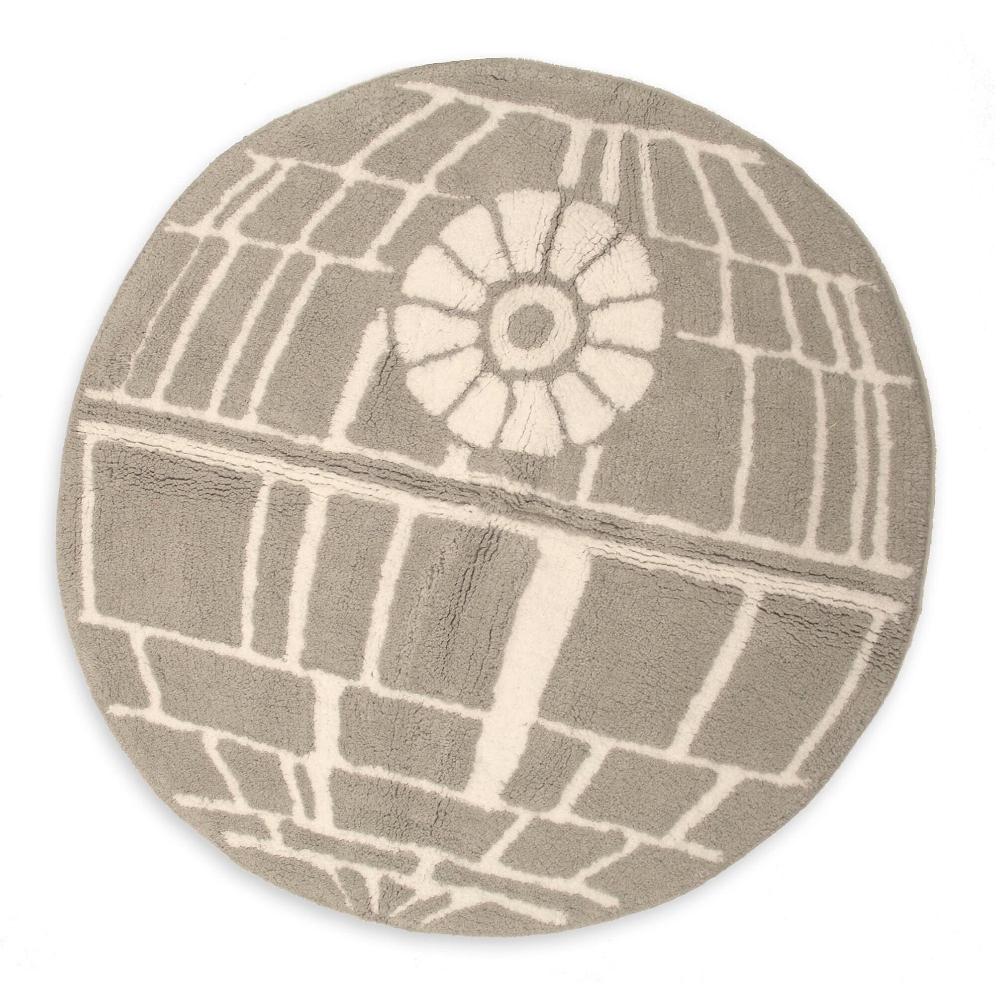 Star Wars Death Star Bath Rug