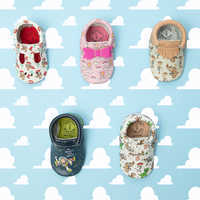 Image of Bo Peep Moccasins for Baby by Freshly Picked # 5