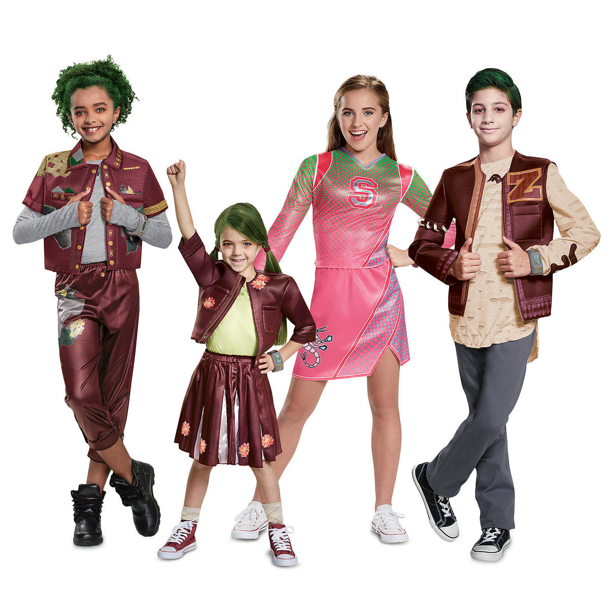 Zombies Costume Collection For Kids Shopdisney