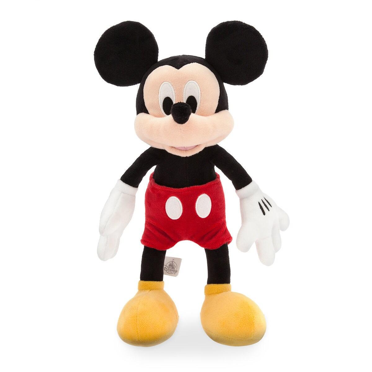mickey mouse plush small shopdisney