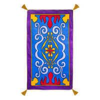 Image of Magic Carpet Beach Towel - Aladdin - Oh My Disney # 1