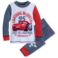 Image of Lightning McQueen PJ PALS for Boys # 1