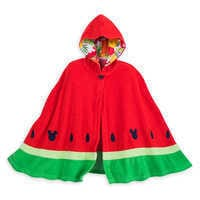 Image of Mickey Mouse Fruit Cover-Up for Girls - Summer Fun # 1