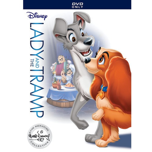 Lady And The Tramp DVD - Signature Collection
