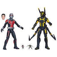 샵디즈니 Disney Ant-Man and Yellow Jacket Action Figure Set - Legends Series - Marvel Studios 10th Anniversary