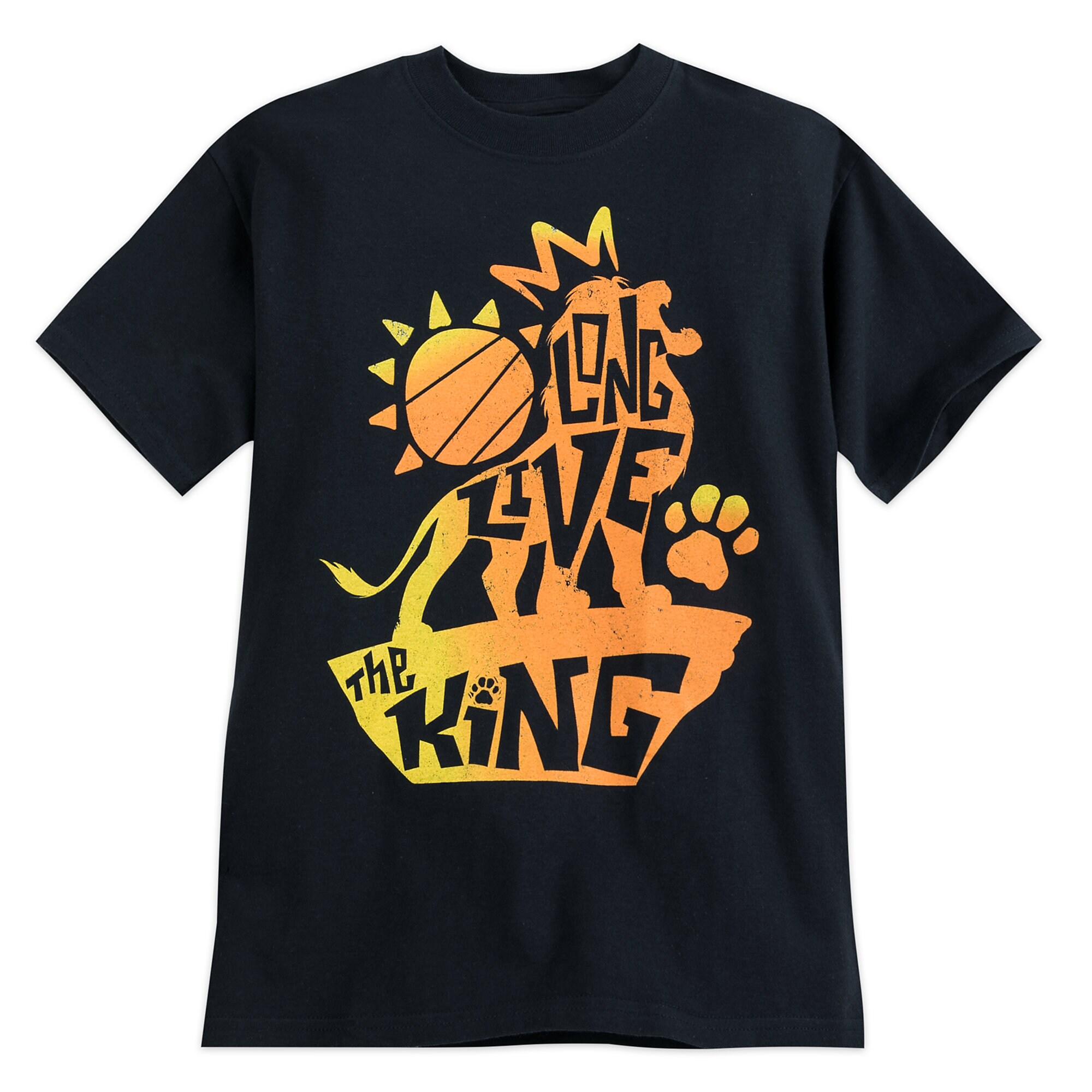 f8a9d0f37e9e The Lion King T-Shirt for Kids | shopDisney