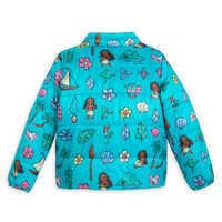 Image of Moana Lightweight Puffy Jacket for Kids - Personalizable # 2
