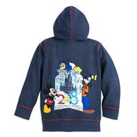 Image of Mickey Mouse and Friends Zip Hoodie for Kids - Walt Disney World 2018 # 2
