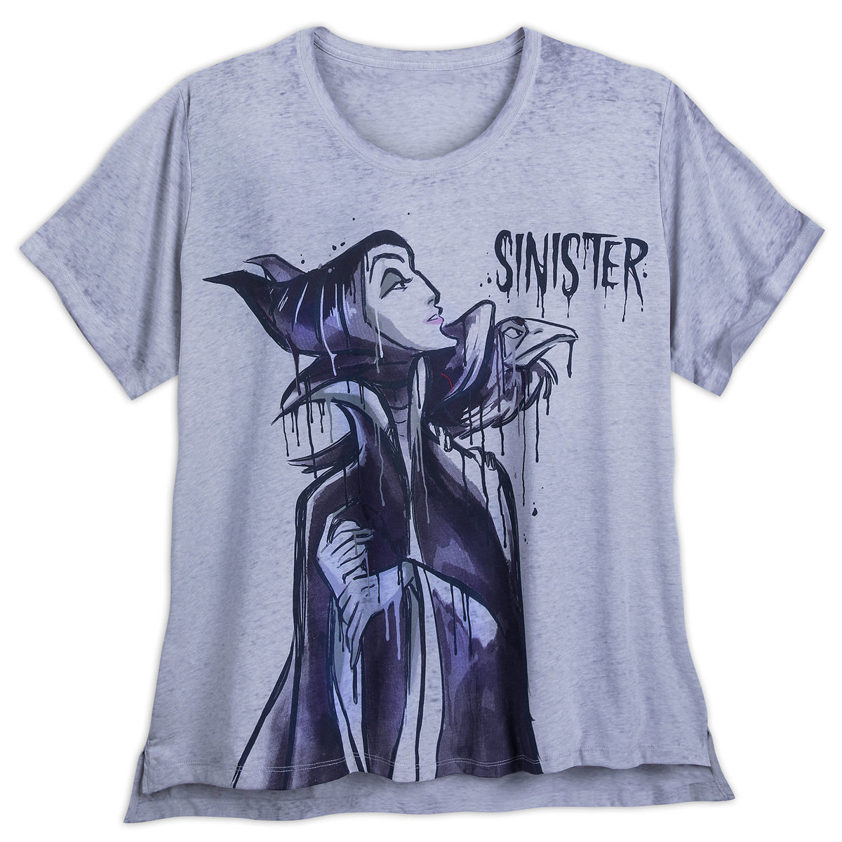 maleficent t shirt for women sleeping beauty extended size