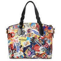 Image of Mickey Mouse Satchel by Dooney & Bourke # 4