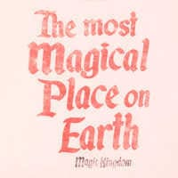 Image of Magic Kingdom Peplum T-Shirt for Girls by Junk Food # 2