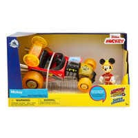 Image of Mickey Mouse Light-Up Racer - Mickey and the Roadster Racers # 4