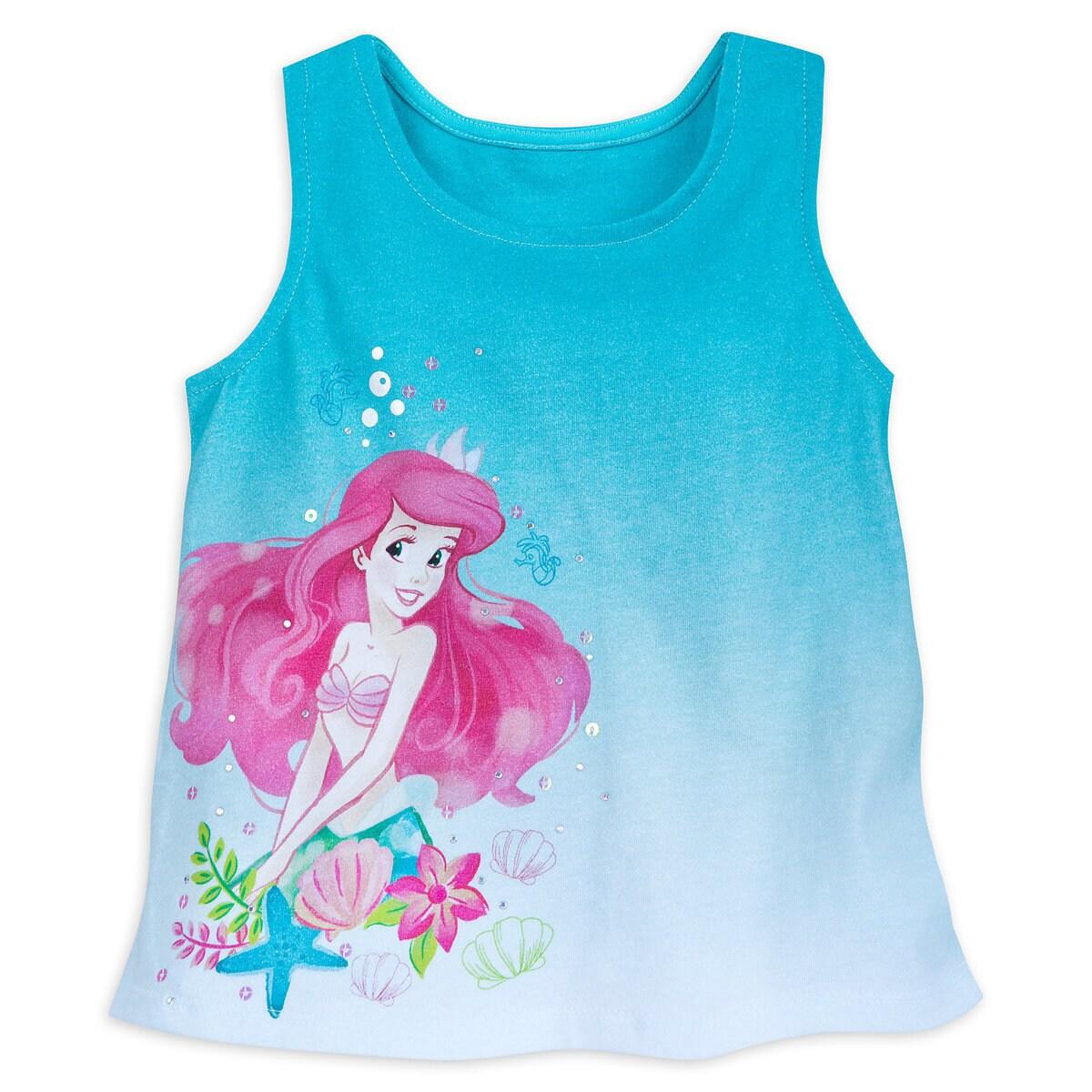 The Little Mermaid Pants Set for Girls | shopDisney