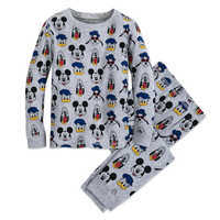 Image of Mickey Mouse and Friends PJ Set for Boys # 1