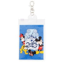 Image of Disneyland Resort Pin Lanyard Pouch - 2018 # 1