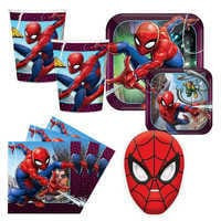 Image of Spider-Man Webbed Wonder Disney Party Collection # 1