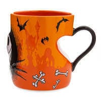 Image of Jack Skellington Couples Mug - Nightmare Before Christmas # 2