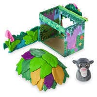 Image of Bagheera Starter Home Playset - Disney Furrytale friends - The Jungle Book # 3