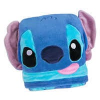 Image of Stitch Fleece Throw - Lilo & Stitch # 4