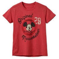 Image of The Mickey Mouse Club Mouseketeer T-Shirt for Women # 1