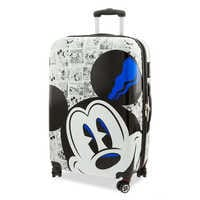 Image of Mickey Mouse Comic Luggage - Large # 1
