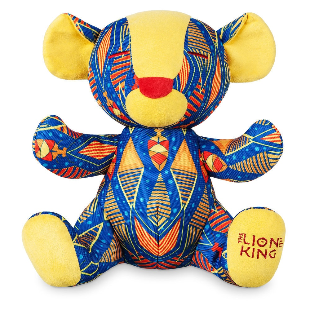 Simba Plush - The Lion King 2019 Film - Small - Special Edition Official shopDisney