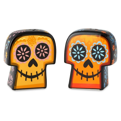 Coco Salt and Pepper Shaker Set