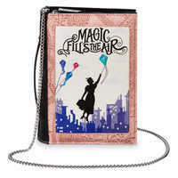 Image of Mary Poppins Returns Book Clutch Bag by Danielle Nicole # 1
