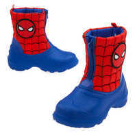 Image of Spider-Man Rain Boots for Kids # 3
