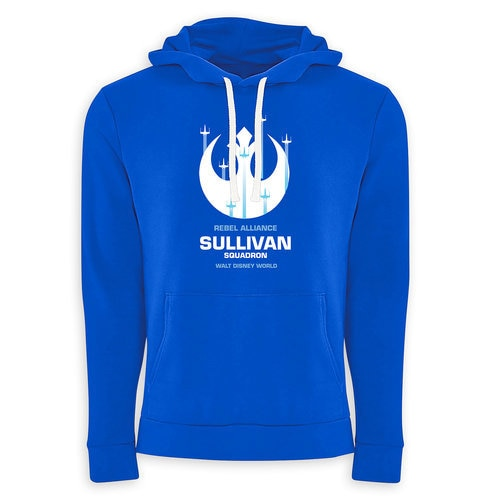 Adults Star Wars Alliance Squadron Pullover Hoodie