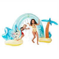 Image of Moana Inflatable Wave Sprinkler # 2