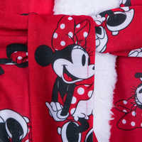 Image of Minnie Mouse Robe for Women # 2