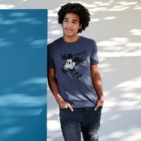 Mickey Mouse ''Oh Boy'' T-Shirt for Men