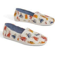 Image of Flora, Fauna, and Merryweather Shoes for Women by TOMS - Sleeping Beauty # 3
