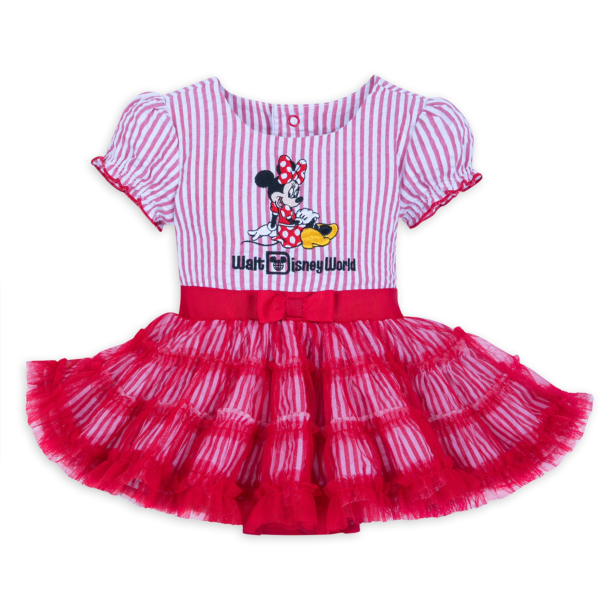 dccfa6531f4 Minnie Mouse Bodysuit for Baby - Walt Disney World