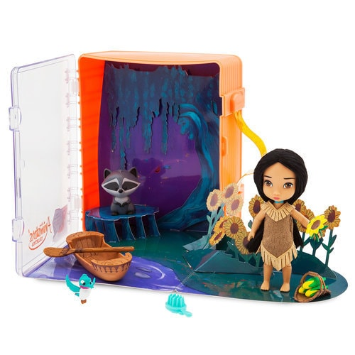 Disney Animators' Collection Pocahontas Mini Doll Play Set