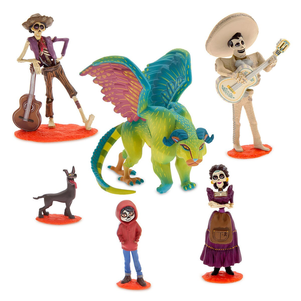 Product Image of Coco Figurine Play Set # 1