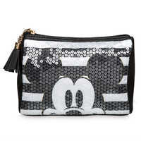 Image of Mickey The True Original Sequined Pouch # 3