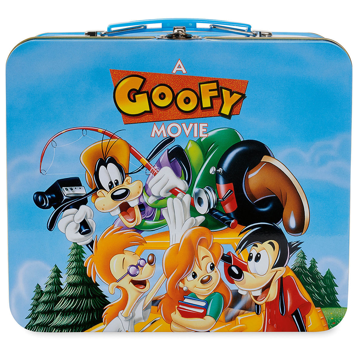 Product Image of A Goofy Movie Lunch Box - Oh My Disney # 1