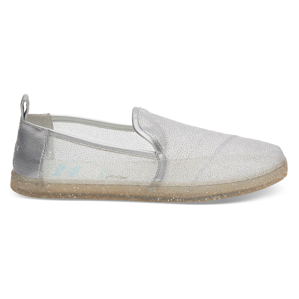 Product Image of Gus and Jaq Glitter Mesh Shoes for Women by TOMS -  Cinderella   f62073ad8bf