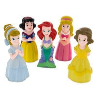 Image of Disney Princess Squeeze Toy Set # 1
