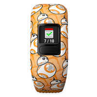 Image of BB-8 vivofit jr. 2 Activity Tracker for Kids by Garmin - Star Wars # 4