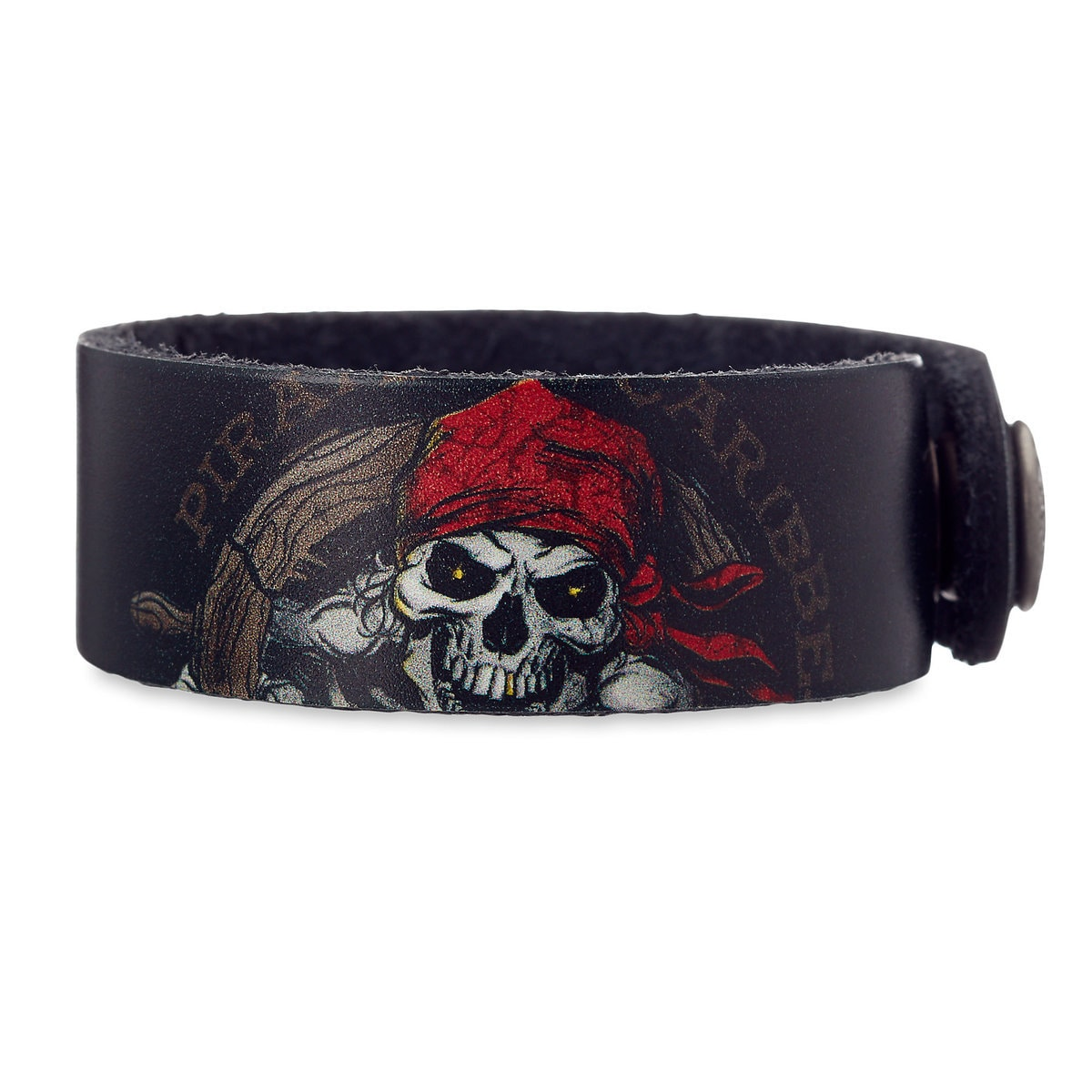 Product Image Of Pirates The Caribbean Leather Bracelet Personalizable 1