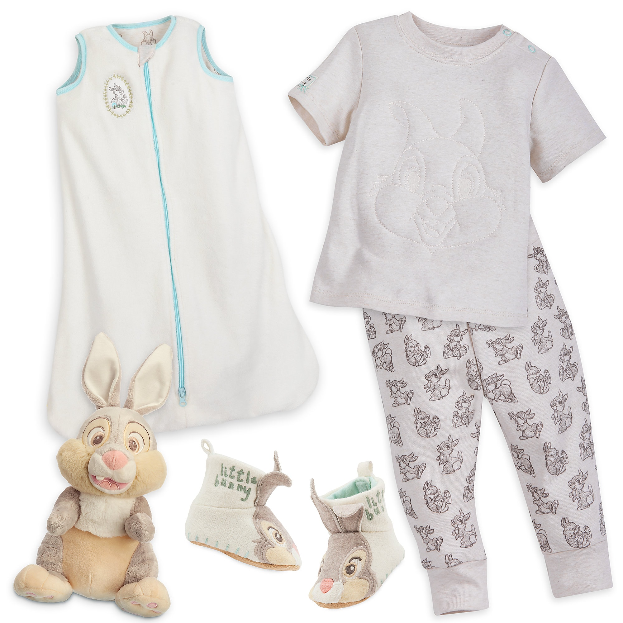 Thumper Sleepwear Collection for Baby